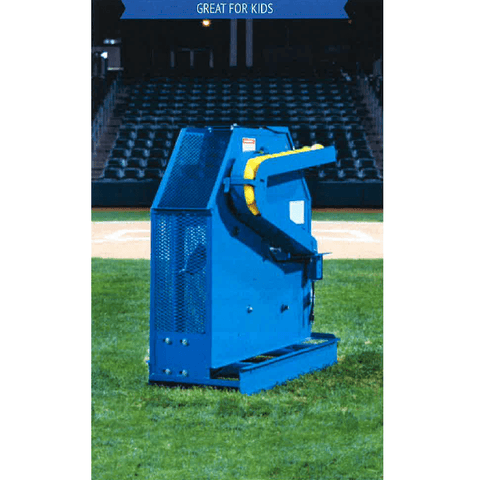 Iron Mike C-82 Pitching Machine - Pitch Pro Direct