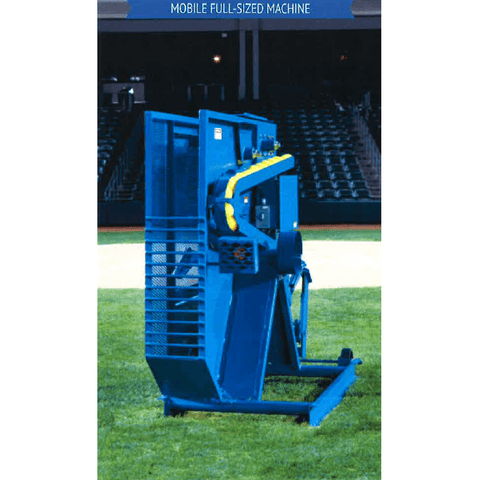 Iron Mike MP-5 Baseball Pitching Machine - Pitch Pro Direct
