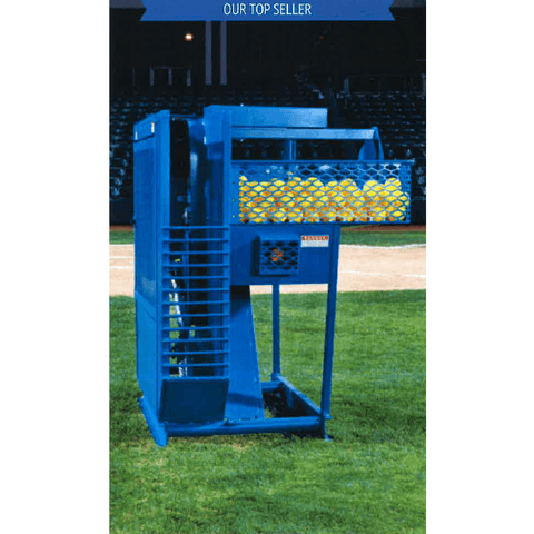 Iron Mike MP-6 Baseball Pitching Machine - Pitch Pro Direct