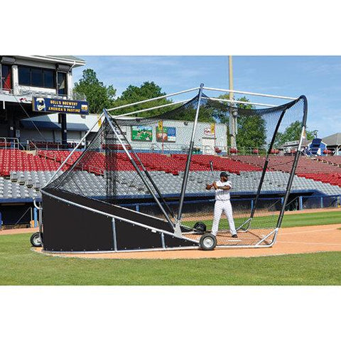 JayPro Grand Slam Portable Batting Cage Net Only
