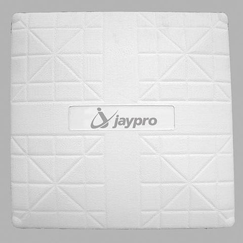 JayPro Professional style hollywood bases white front view