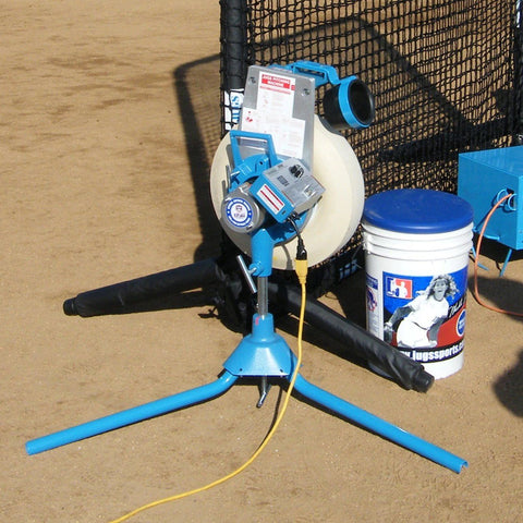 Jugs BP®1 Pitching Machine for Baseball or Softball