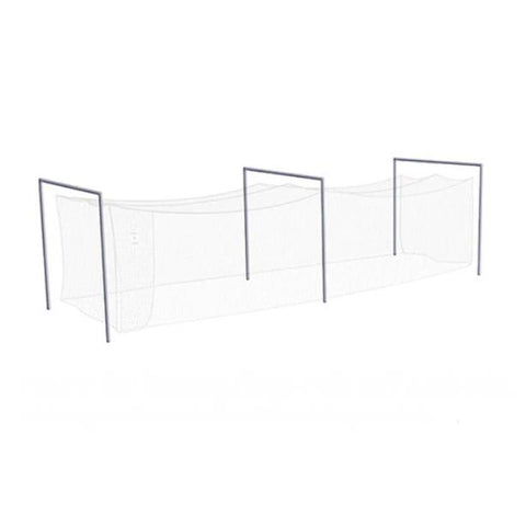 Jugs Batting Cage Frame for #24 and #42 Polyethylene Netting