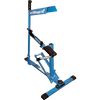 Image of Louisville Slugger Blue Flame Baseball and Softball Pitching Machine