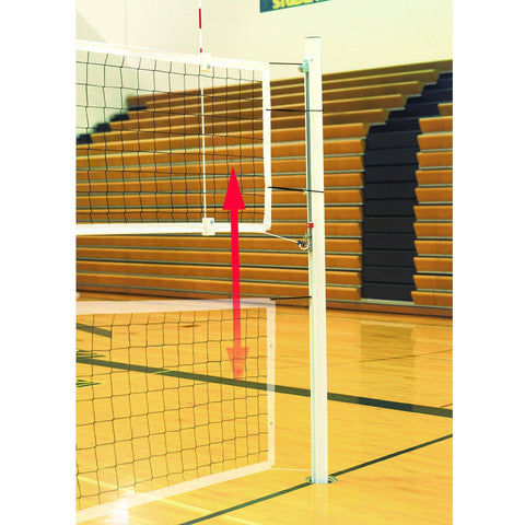 Bison Match Point Aluminum System - Pitch Pro Direct