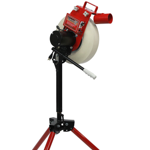First Pitch Middie Lacrosse Shooting Machine - Pitch Pro Direct