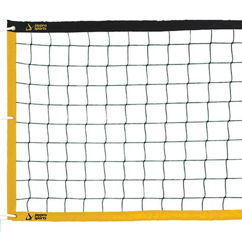 JayPro Mercury™ Recreational Beach Volleyball Net