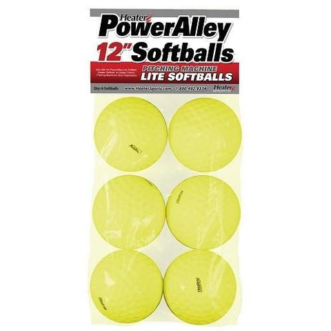 PowerAlley 12in Lite Softballs