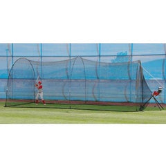Heater Sports BaseHit & PowerAlley 22' Batting Cage Kit