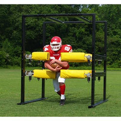 Fisher Football 12 Arm Power Blaster Machine - Pitch Pro Direct