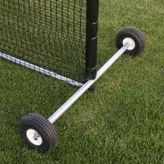 ProMounds Batting Practice 5' x 7' L-Screen With Wheels