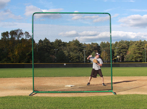 ProMounds Premium 10' x 10' Fielding Screen - Pitch Pro Direct