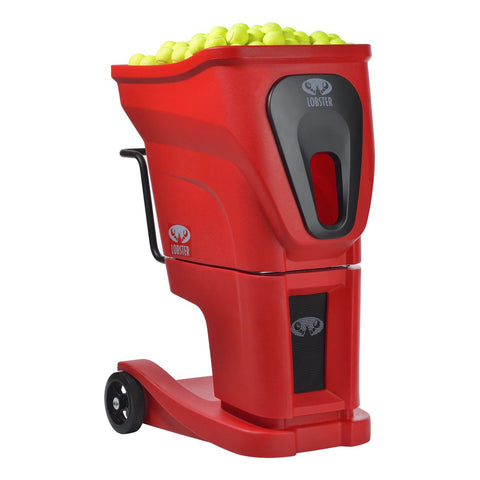 Lobster Sports Phenom Tennis Pitching Machine - Pitch Pro Direct