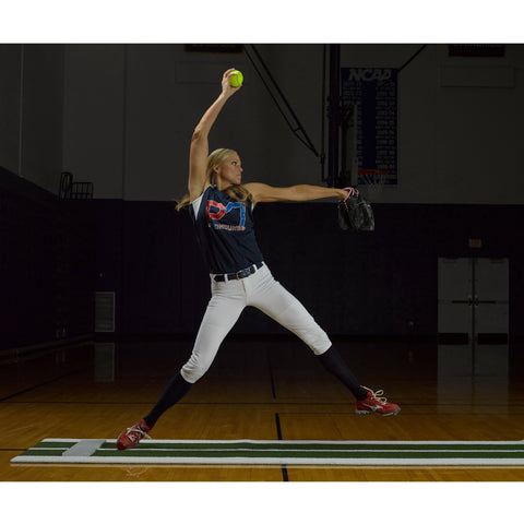 ProMounds Jennie Finch Softball Pitching Lane Pro - Pitch Pro Direct