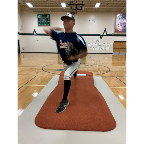 "PortoLite 10"" Indoor/Outdoor Portable Baseball Practice Pitching Mound"