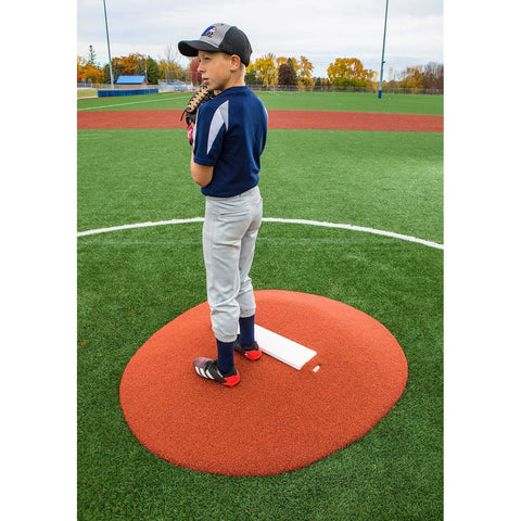 "PortoLite 6"" Stride Off Portable Game Pitching Mound For Baseball"