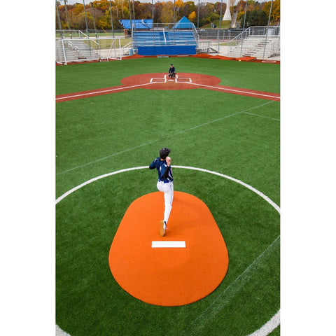 "PortoLite 8"" Full Length Portable Game Pitching Mound"