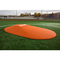 "PortoLite Two Piece 8"" Portable Game Pitching Mound"