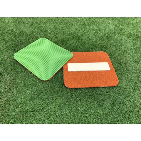Portolite Spiked Short Softball Mat