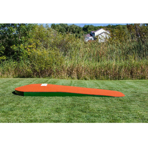 "Portolite 10"" One-Piece Portable Oversize Practice Pitching Mound"