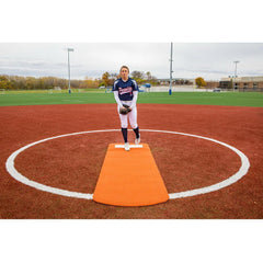 Portolite Spiked Softball Mat