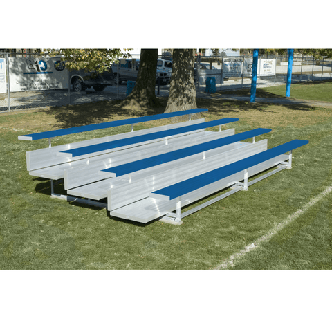 Bison Premium Steel Structure Portable Outdoor Bleachers - Pitch Pro Direct