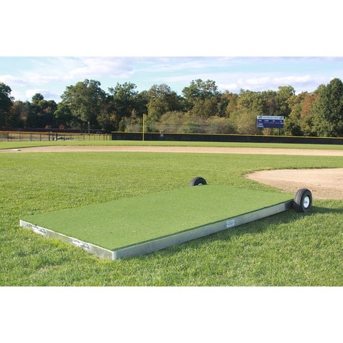 ProMounds ProModel Portable Pitching Platform With Wheels