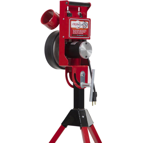 First Pitch Relief Pitcher Pitching Machine For Baseball And Softball - Pitch Pro Direct