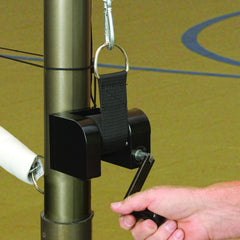 Bison Replacement Volleyball Winch for Centerline Systems - Pitch Pro Direct