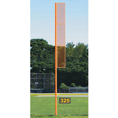 30' H Collegiate Foul Pole For Baseball (Pair)