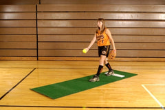 Softball Pitching Mat w/out Stride Line - Pitch Pro Direct
