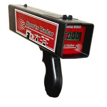 Sports Radar SR3800Pro-LS Long Range Sports Radar Speed Gun