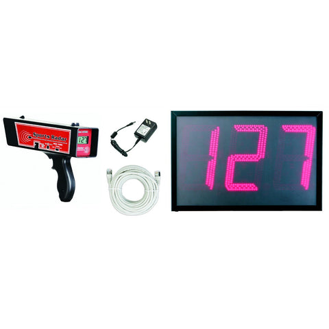 Sports Radar Speed Gun & Display Kit