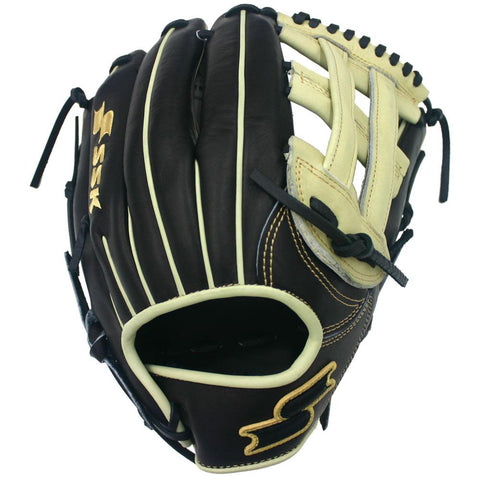 SSK Black Line Double H-Web