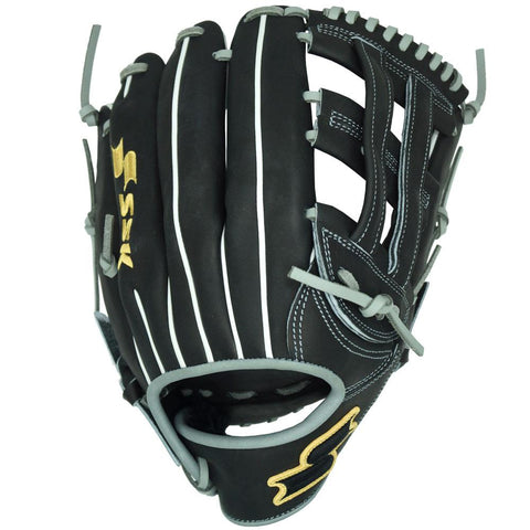 SSK Black Line H-Web Outfield Baseball Glove