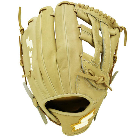 SSK White Line Double H-Web Outfield Baseball Glove