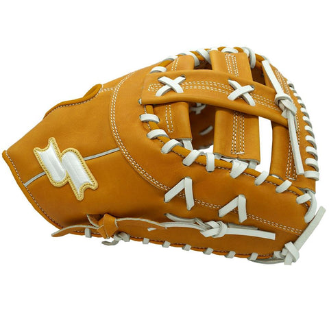SSK White Line First Base Baseball Glove