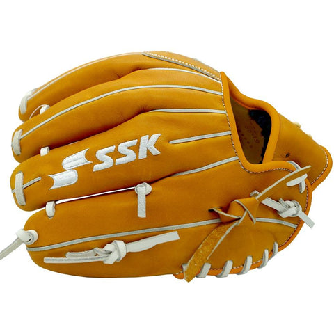 SSK White Line H-Web Baseball Outfield Glove