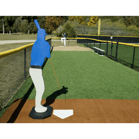 promounds designated hitter bullpen dummy pro model