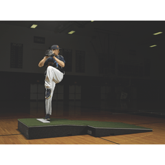 ProMounds Professional Two-Piece Portable Pitching Mound