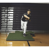 Image of ProMounds Professional Two-Piece Portable Pitching Mound - Pitch Pro Direct