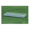Image of 4 Row Low Rise Aluminum Bleachers - Pitch Pro Direct