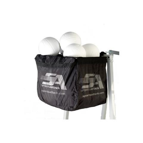 Total Attack Volleyball Serving Machine By Sports Attack - Pitch Pro Direct