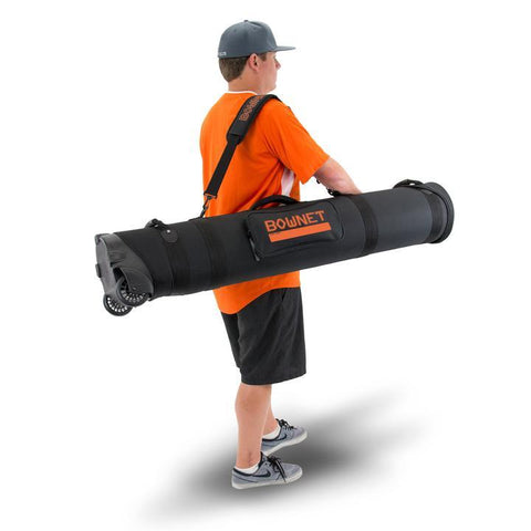 Bownet Wheeled Travel Tube
