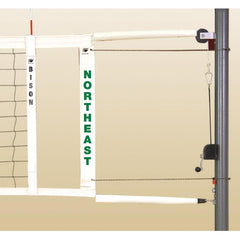 Bison Volleyball Net Cable Covers - Pitch Pro Direct