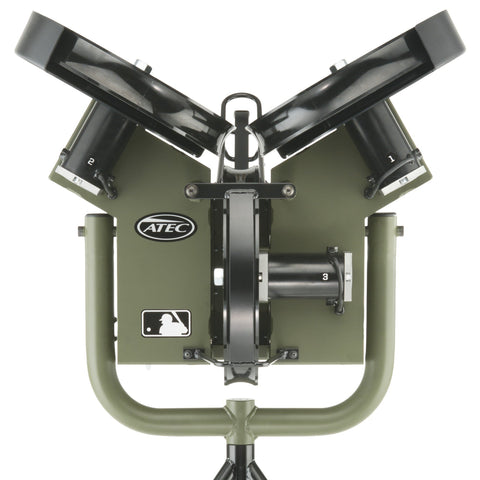 ATEC M3 Baseball Pitching Machine - Pitch Pro Direct