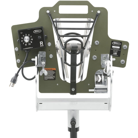 "ATEC R2 ""The Rookie"" Baseball Or Softball Training Machine w/ Caddypod - Pitch Pro Direct"