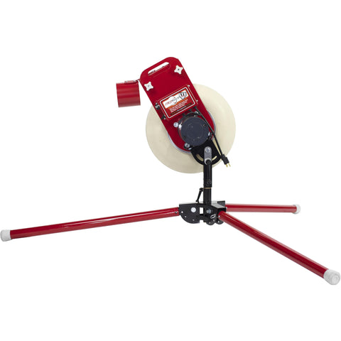 First Pitch XL Pitching Machine For Baseball And Softball - Pitch Pro Direct
