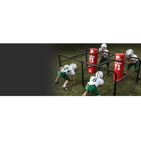Rogers Youth Football Chute