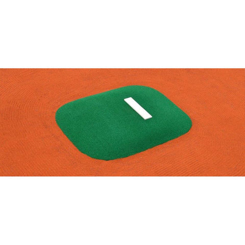 AllStar Beginner Pitching Mounds Top View